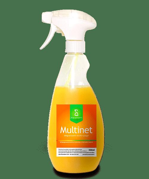 multinet - nettoyant polyvalent auto - neonettlab.com