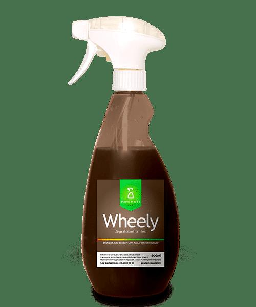 Wheely dégraissant jantes - NEONETTLAB