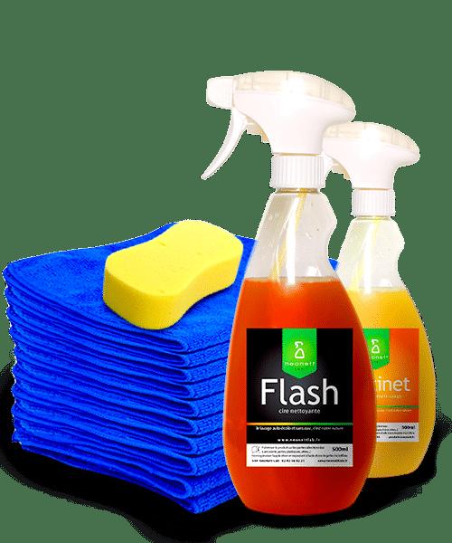 Pack lavage auto à l'eau - neonettlab.com